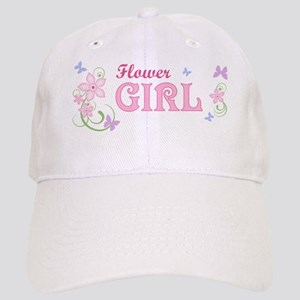 Flower Girl [f/b] Cap